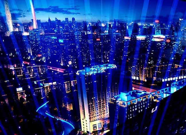 中国各市创新排行金榜