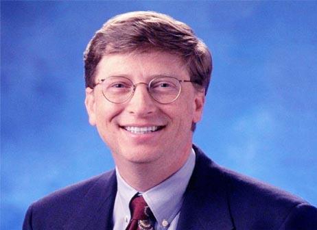 【全球创新精英】:比尔.盖茨