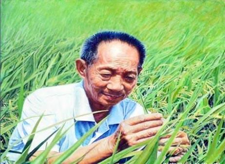 【全球创新精英】:袁隆平